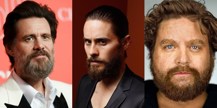 актеры с классической бородой