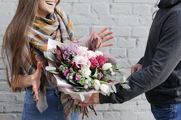 Доставка цветов в Орехове