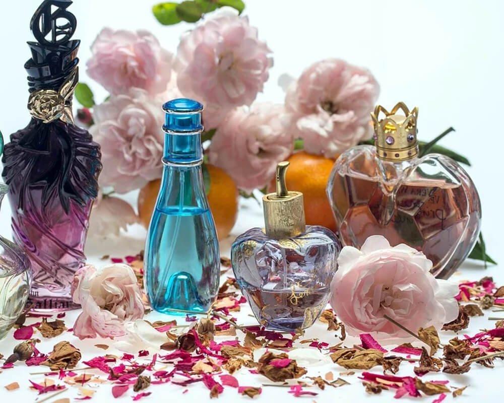 Прелесть сладких парфюмерных ароматов